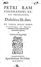Dialecticae libri duo