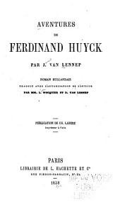Aventures de Ferdinand Huyck