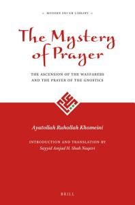 The Mystery of Prayer Book