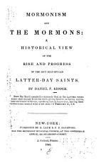 Mormonism and the Mormons PDF