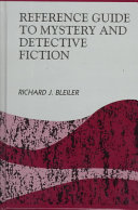 Reference Guide to Mystery and Detective Fiction PDF
