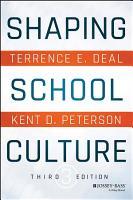 Shaping School Culture PDF