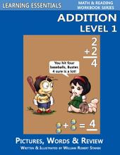 Addition Level 1: Pictures, Words & Review