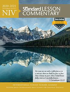 NIV   Standard Lesson Commentary   2020 2021 Book