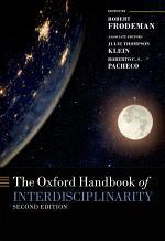 The Oxford Handbook of Interdisciplinarity