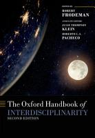 The Oxford Handbook of Interdisciplinarity PDF