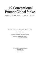 U.S. Conventional Prompt Global Strike: Issues for 2008 and Beyond