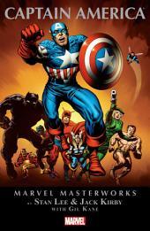 Captain America Masterworks Vol. 2