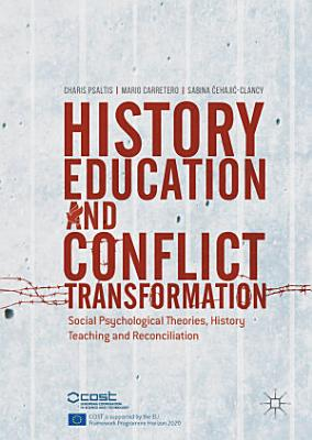History Education and Conflict Transformation PDF