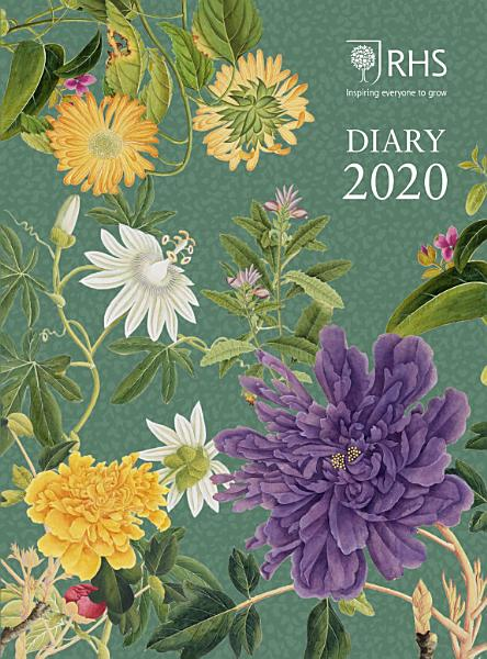 Royal Horticultural Society Pocket Diary 2020