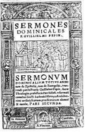 Sermones Dominicales: Volume 2
