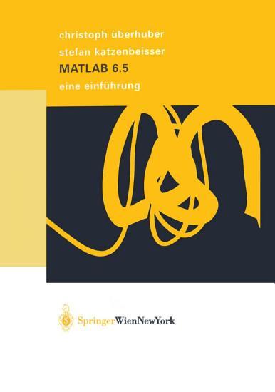 MATLAB 6 5 PDF