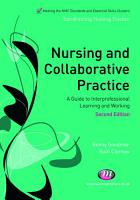 Nursing and Collaborative Practice PDF