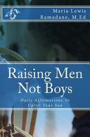 Raising Men Not Boys Book PDF