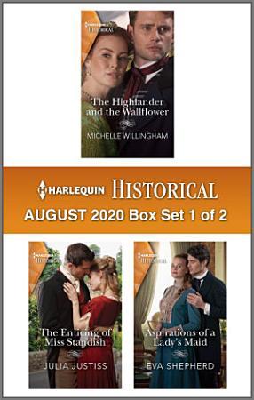 Harlequin Historical August 2020   Box Set 1 of 2 PDF