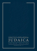 Encyclopaedia Judaica PDF