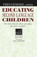 Educating Second Language Children PDF