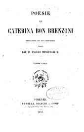 Poesie: precedute da una biografia scritta dal Dr. Angelo Messedaglia