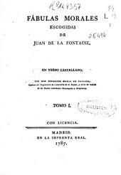 Fábulas morales escogidas de Juan de la Fontaine
