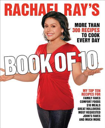 Rachael Ray s Book of 10 PDF