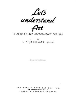 Let s Understand Art PDF