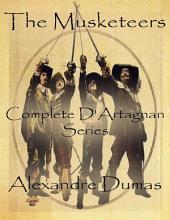 The Musketeers: Complete D'Artagnan Series