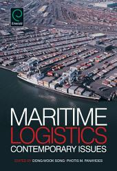 Maritime Logistics: Contemporary Issues