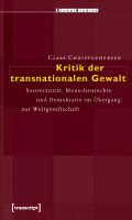 Kritik der transnationalen Gewalt PDF