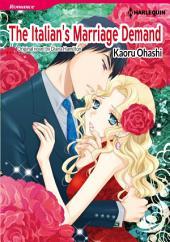 THE ITALIAN'S MARRIAGE DEMAND: Harlequin Comics