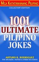 1001 Ultimate Pilipino Jokes PDF