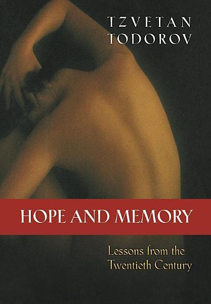 Download Hope and Memory Book