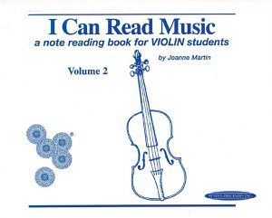 I Can Read Music  Volume 2
