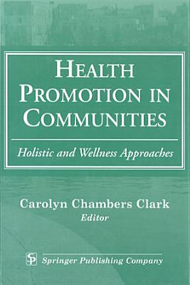 Health Promotion in Communities