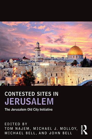 Contested Sites in Jerusalem PDF