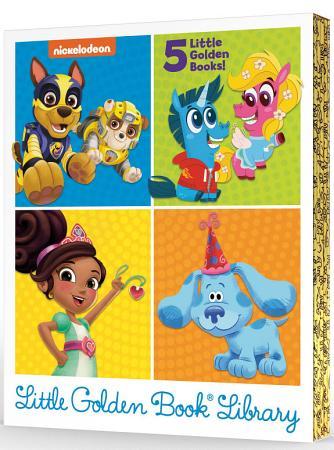 Nickelodeon Little Golden Book Library  Nickelodeon  PDF