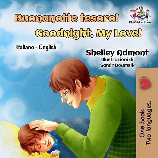 Buonanotte Tesoro  Goodnight  My Love   Italian English     PDF