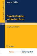 Projective Varieties and Modular Forms