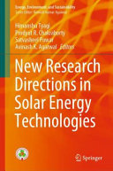 New Research Directions in Solar Energy Technologies PDF
