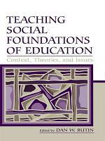 Teaching Social Foundations of Education PDF
