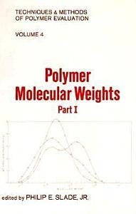 Polymer Molecular Weights   2 Part