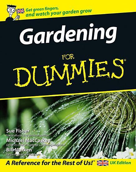 Gardening For Dummies PDF