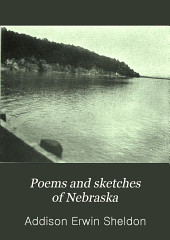 Poems and Sketches of Nebraska