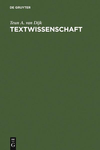 Textwissenschaft