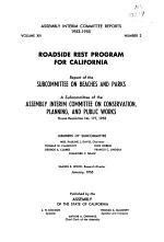 Roadside Rest Program for California