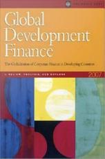 Global Development Finance 2007  Vol I  Analysis and Outlook  PDF