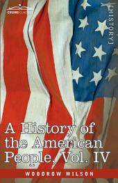 A History of the American People: Critical Changes and Civil War