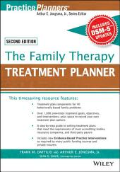 The Family Therapy Treatment Planner, with DSM-5 Updates, 2nd Edition: Edition 2