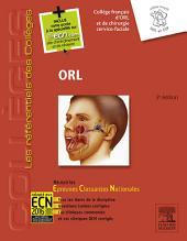ORL: Réussir les ECNi, Édition 3
