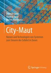 City-Maut: Nutzen und Technologien von Systemen zum Steuern der Zufahrt in Zonen