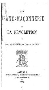 La Franc-maconnerie et la Revolution